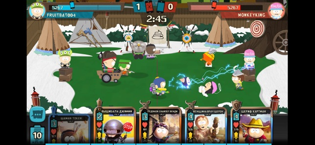 South Park: Phone Destroyer™ Screenshot