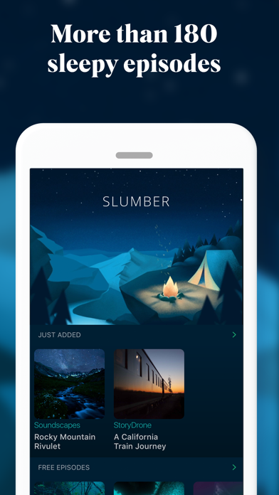 Slumber: Fall Asleep, Insomnia Screenshot
