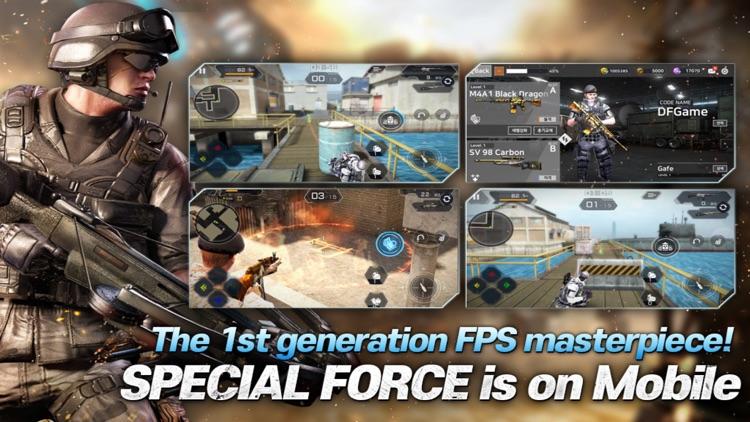SPECIAL FORCE M screenshot-3