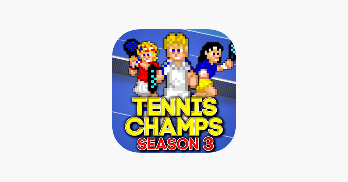 Tennis Champs Season 3 on the App Store