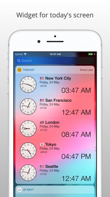 TimeMap screenshot-5