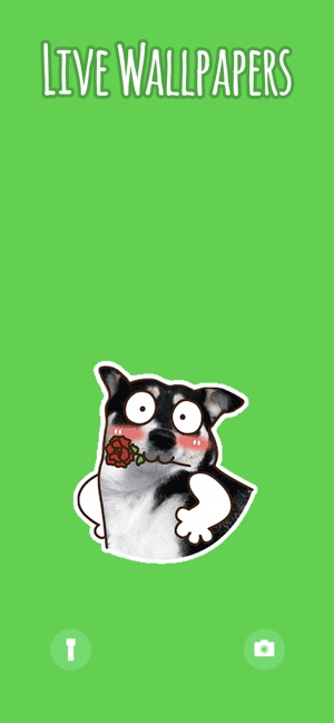 Stickers for All Messages App! Screenshot