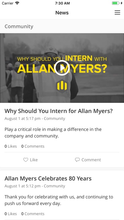 UpTo by Allan Myers