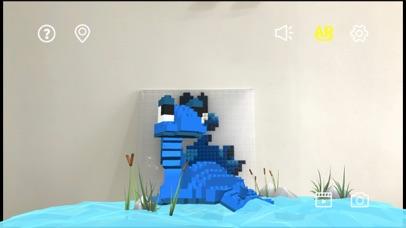 像素恐龙AR screenshot 3