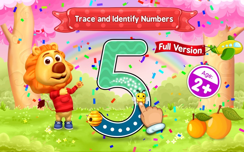 123 Numbers - Count & Tracing for Mac