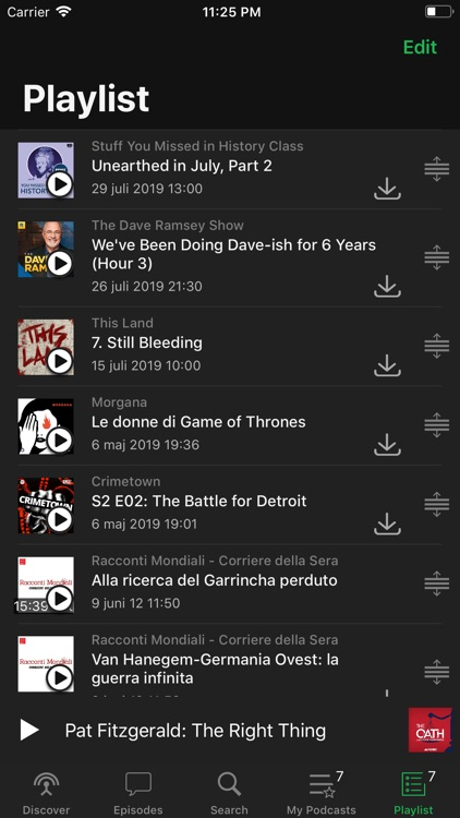 Pods - Podcast Player screenshot-5