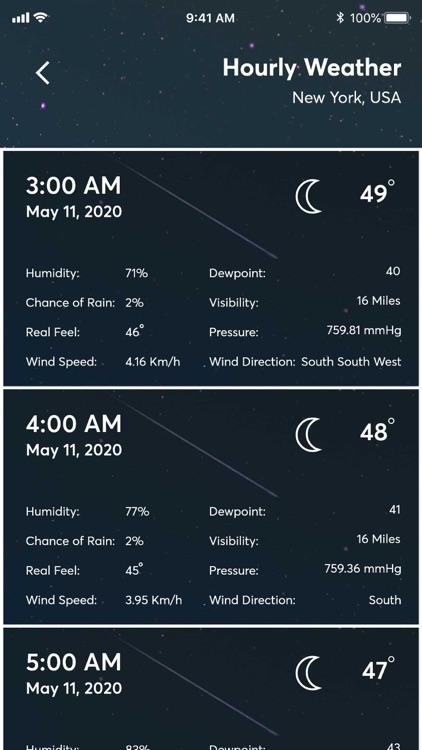 Weather forecast - radar screenshot-7