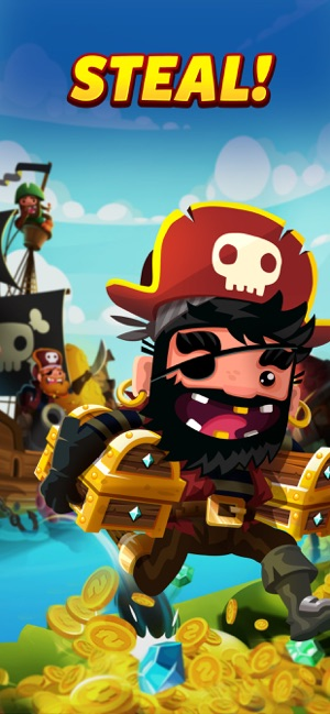 Pirate Kings™ Screenshot