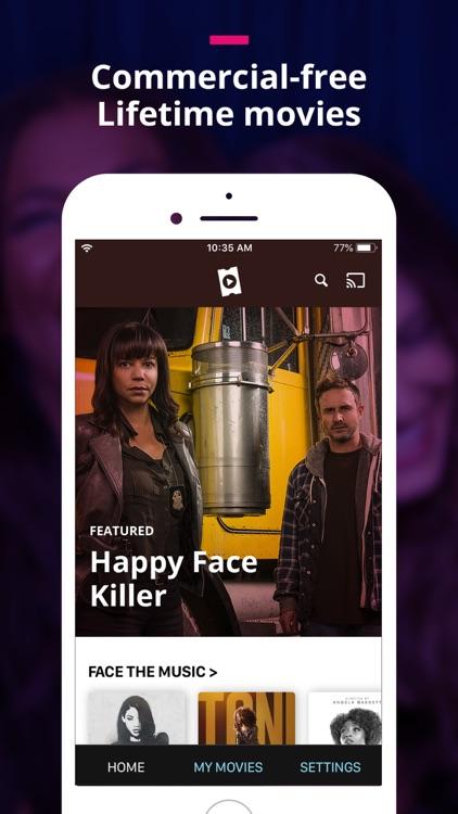 Lifetime Movie Club screenshot-4