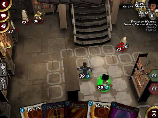 Traitors Empire Card RPG screenshot #7