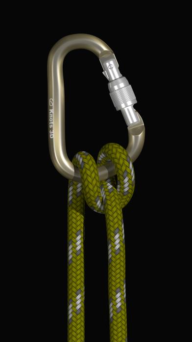 Screenshot #2 pour Knots 3D (Nœuds)