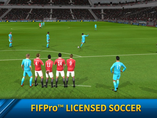 Dream League Soccer 2019 (MOD Money/All Player)
