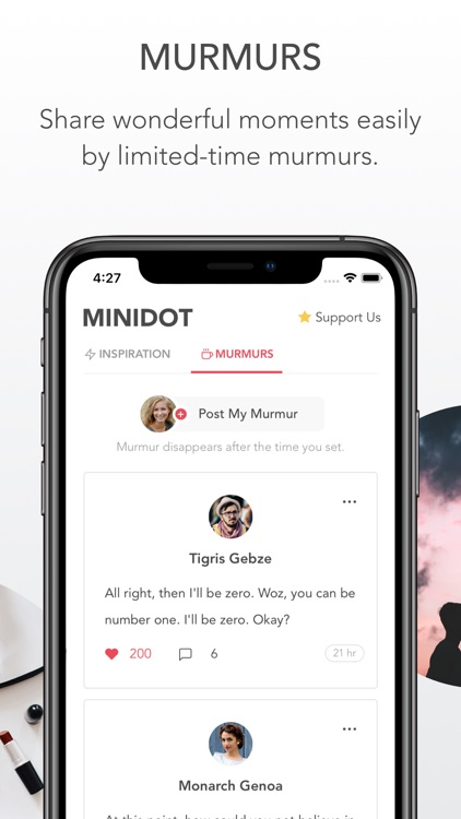 miniDot screenshot-2