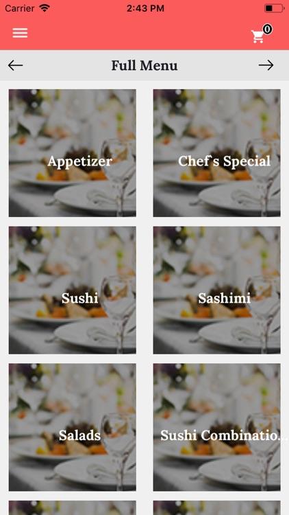 Omi Sushi screenshot-4