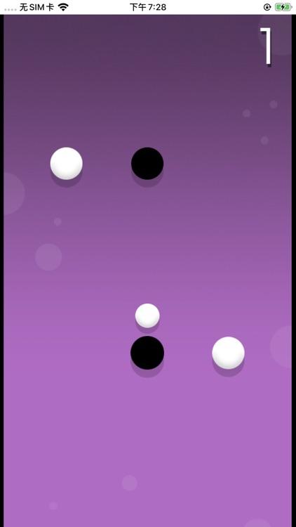 黑白乒乓球 screenshot-4