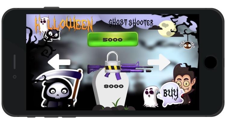 Dark Halloween Zombie Shooting screenshot-3