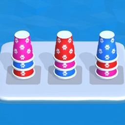 Cup Stack! 3D