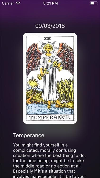 Tarot Card Reading Predictions screenshot-5