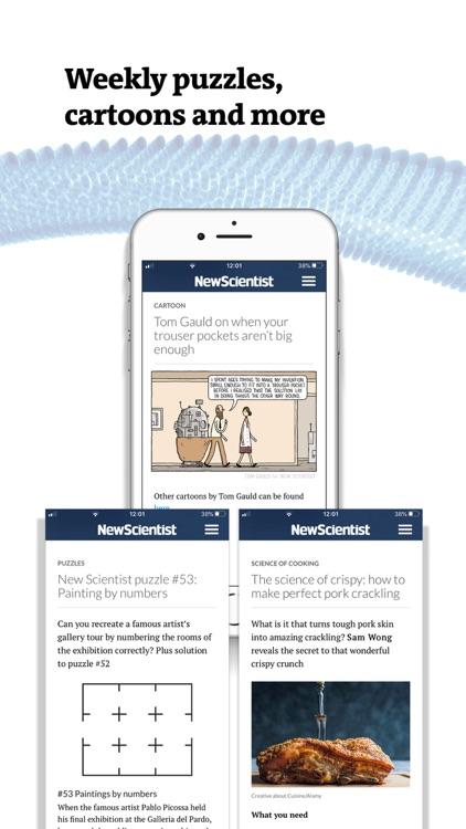 New Scientist International screenshot-7