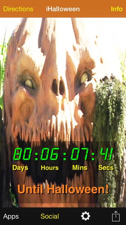 iHalloween Countdown screenshot-0