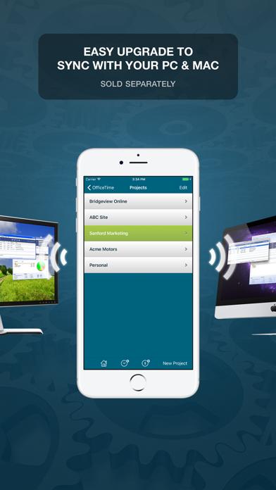 messages.download OfficeTime Work & Time Tracker software