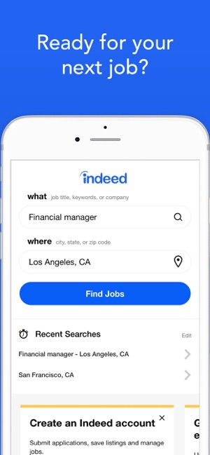 Indeed Job Search On The App Store