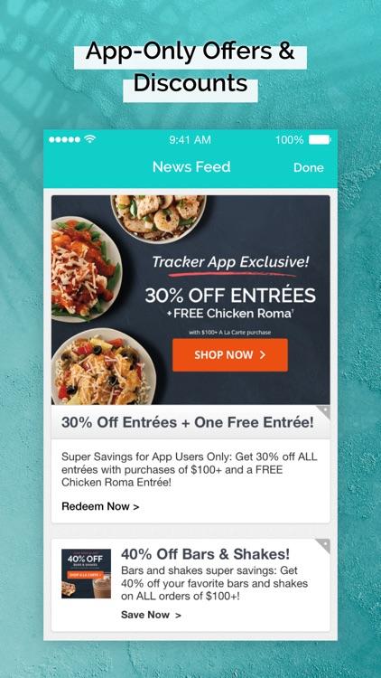 South Beach Diet Tracker screenshot-6