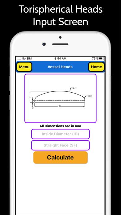 Pressure Vessel Heads Pro screenshot 3