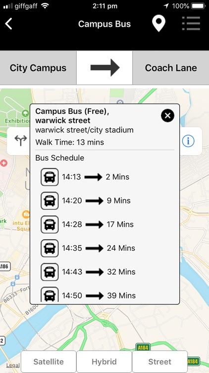 NU Connect screenshot-4