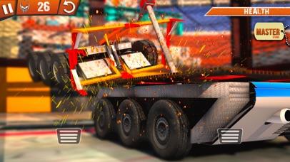 Robot Car Crash Battleship screenshot 5