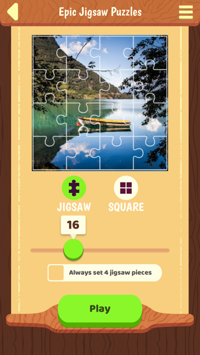 Epic Jigsaw Puzzles screenshot two