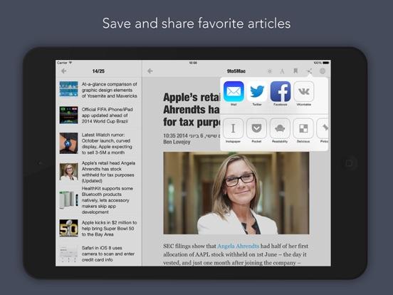 TechPort screenshot