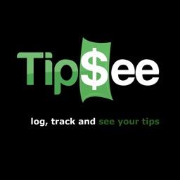 TipSee Tip Tracker App