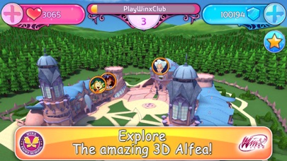 Winx Club: Fairy Schoolのおすすめ画像1