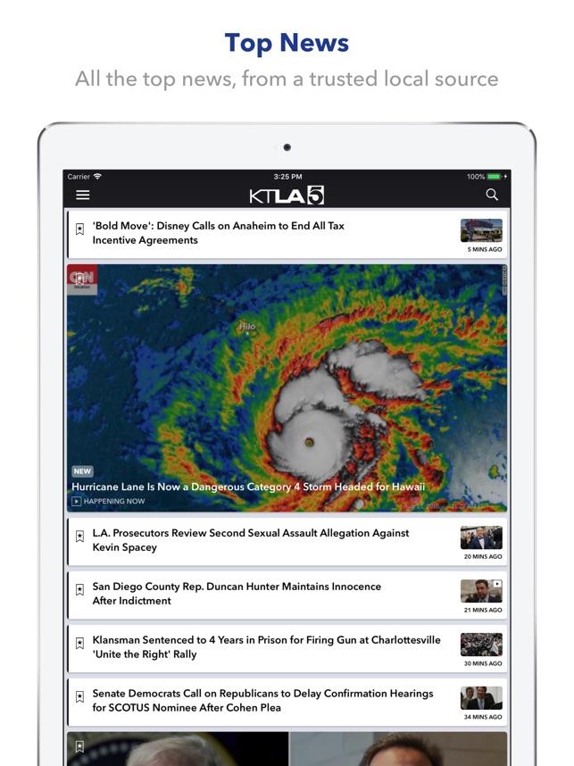 KTLA 5 News - Los Angeles on the App Store