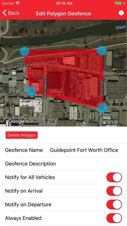 Guidepoint Vehicle Locator screenshot-4
