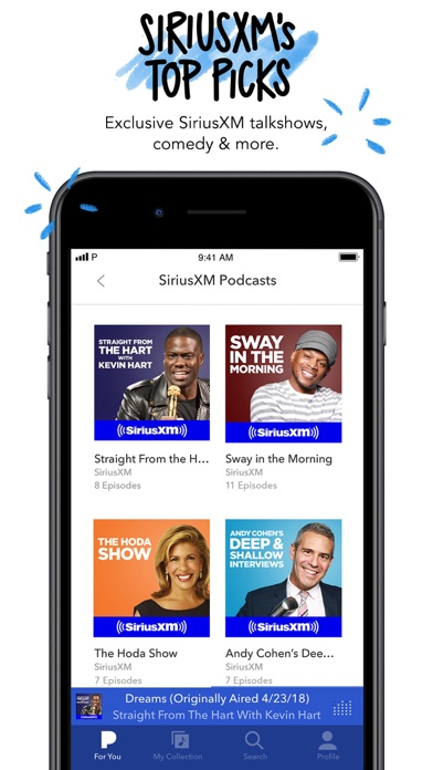 Pandora: Music & Podcasts