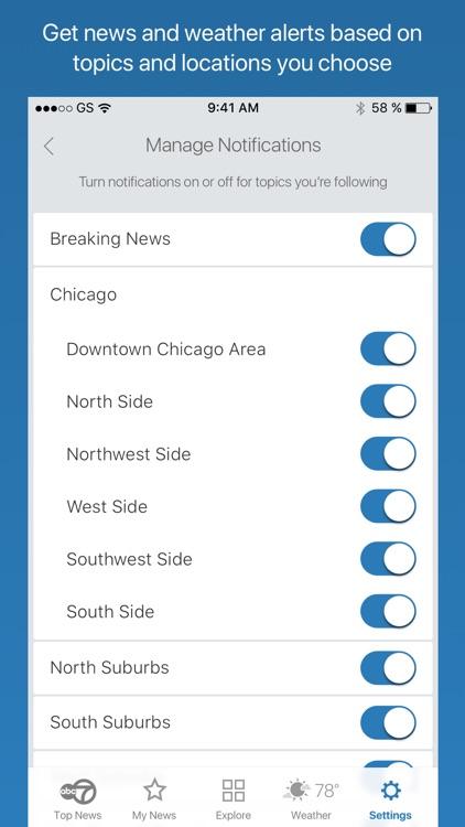 ABC 7 Chicago screenshot-3