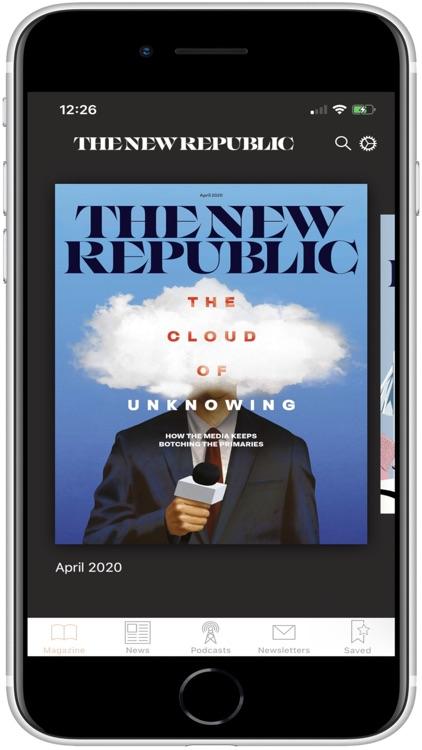 New Republic screenshot-4