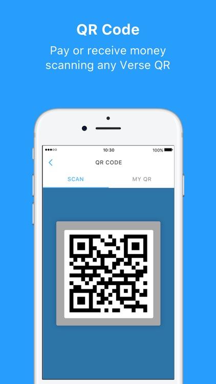 Verse - Send and request money screenshot-3