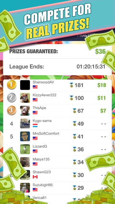 CandyPrize – Win Real Prizes screenshot 4