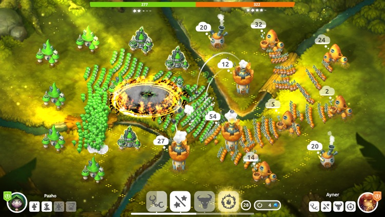 Mushroom Wars 2 - RTS meets TD screenshot-8
