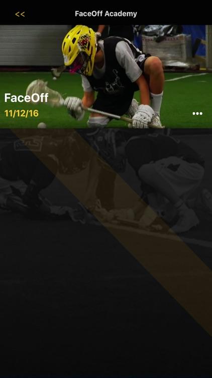 FaceOffAcademy screenshot-4