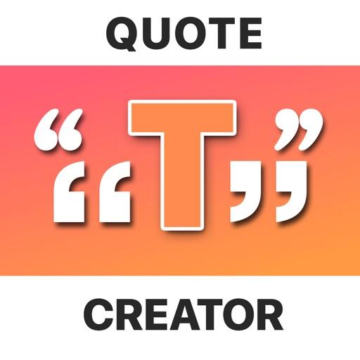 T - Quote Creator & Photo Text