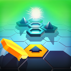 ‎Hexaflip: The Action Puzzler