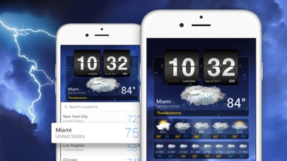 Weather+ Screenshot