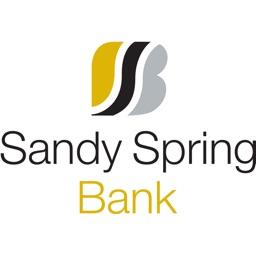 Sandy Spring ebiz Tablet