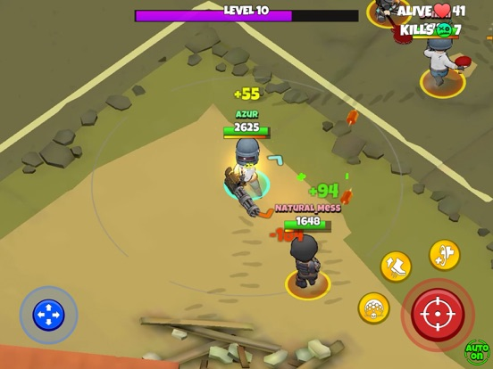 Warriors io screenshot 16