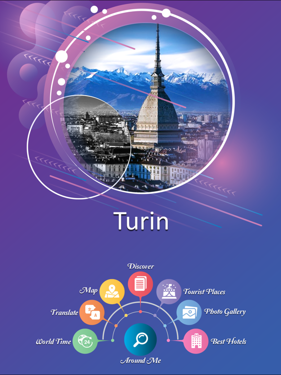 Turin Tourism screenshot 7