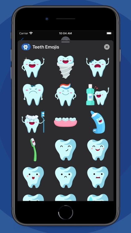 Teeth Emojis